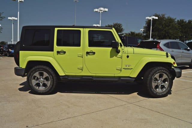 New overlanding Jeep.