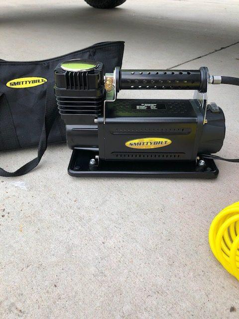 Smittybilt Air Compressor