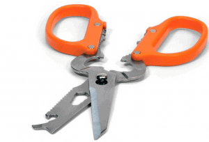 Camps scissors make great cheap camping gifts
