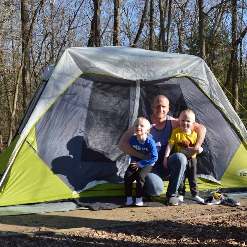 This is the best instant cabin tent.