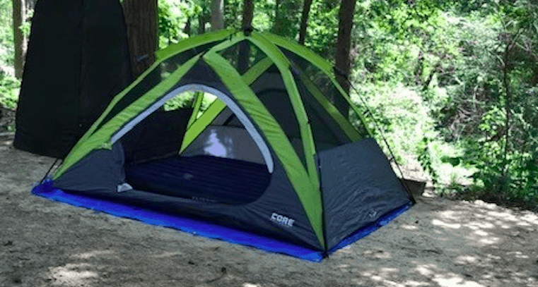 My Core instant Tent.