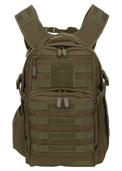 A lightweight tactical backpack good for day use.