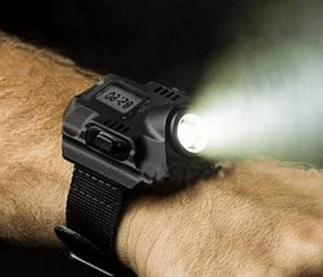 Tactical Wrist Torch